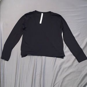 Lululemon Long Sleeve Crop